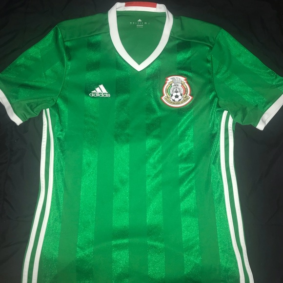ce30c50d73f adidas Other - ADIDAS MEN S MEXICO HOME SOCCER JERSEY 2017